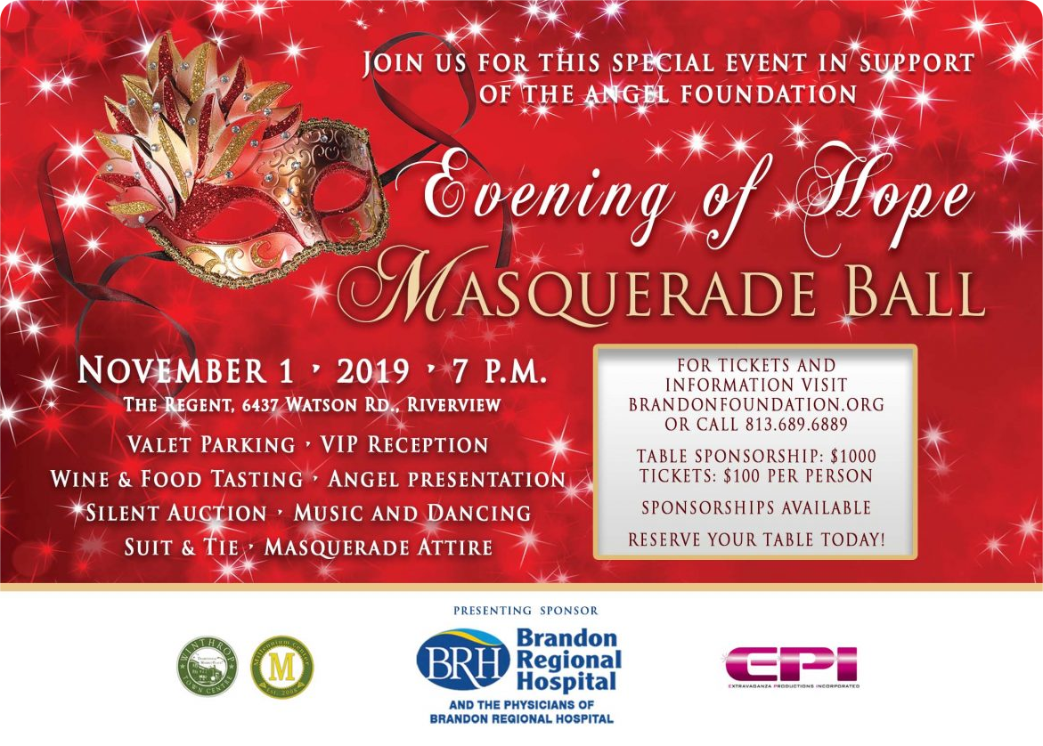 Evening of Hope...A Masquerade Ball
